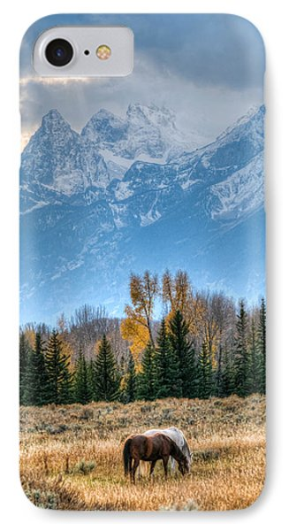 Grand Landscape  IPhone Case by Kelly Marquardt