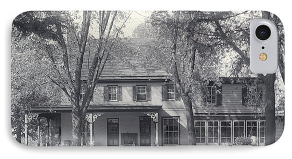 Grand Old House IPhone Case
