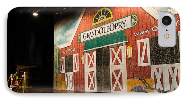 Grand Ole Opry IPhone Case by Glenn DiPaola