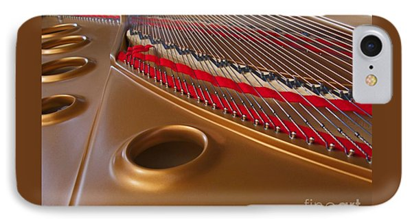 Grand Piano IPhone Case by Ann Horn