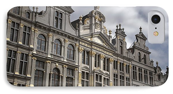 Grand Place Detail IPhone Case
