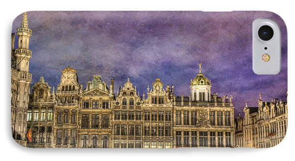 Grand Place IPhone Case