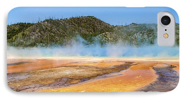 Grand Prismatic Spring - Yellowstone National Park Phone Case by Brian Harig