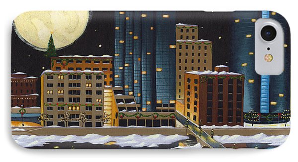 Grand Rapids Phone Case by Christy Beckwith