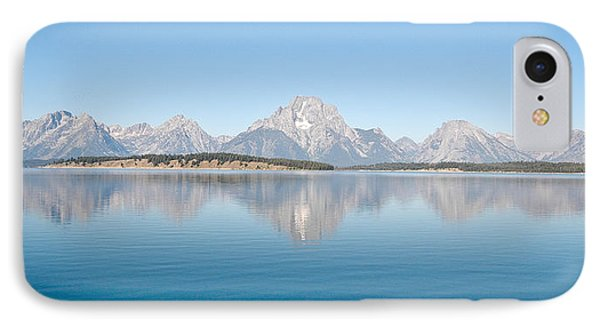 Grand Teton National Park IPhone Case by Sebastian Musial