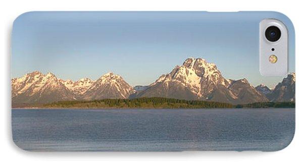 Grand Teton Sunrise Phone Case by Brian Harig