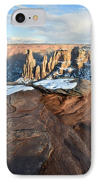 Grand View IPhone Case by Ray Mathis