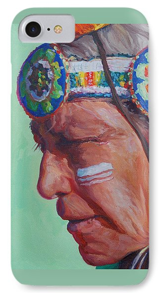 Grandfather IPhone Case