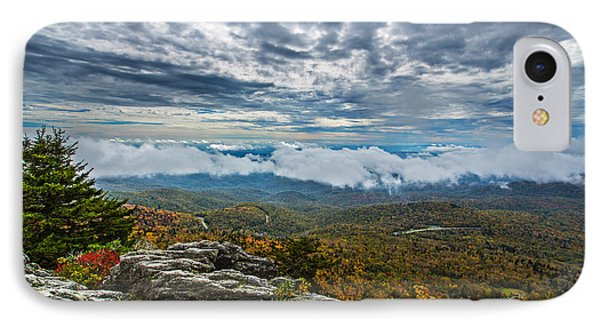 Grandfather Mountain Phone Case by John Haldane