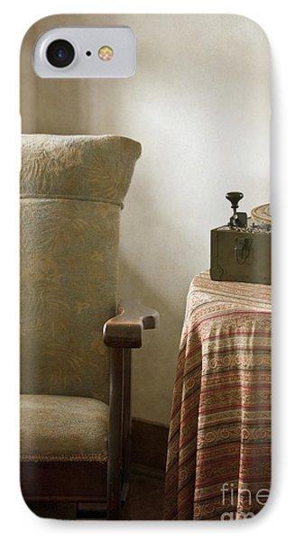 Grandma's Chair Phone Case by Margie Hurwich