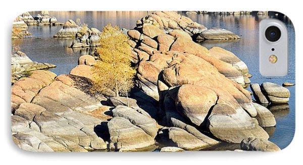Granite Dells IPhone Case by Jim Chamberlain