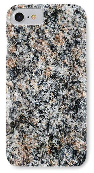 Granite Power - Featured 2 IPhone Case by Alexander Senin