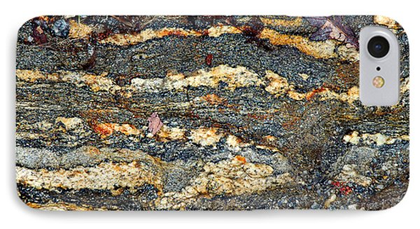 IPhone Case featuring the photograph Granite Trail by Allen Carroll