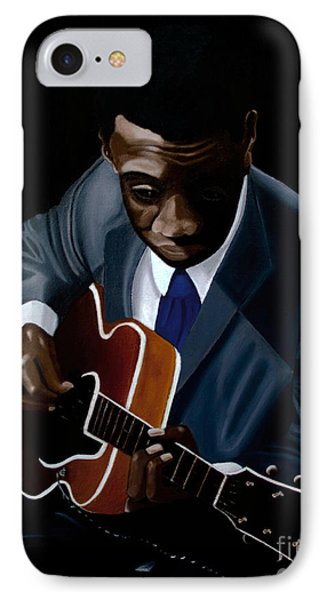 Grant Green IPhone Case by Barbara McMahon