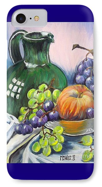 Grapes Galore IPhone Case
