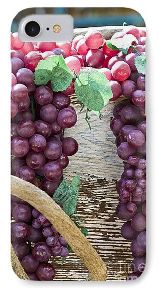 Grapes Phone Case by Tim Hightower