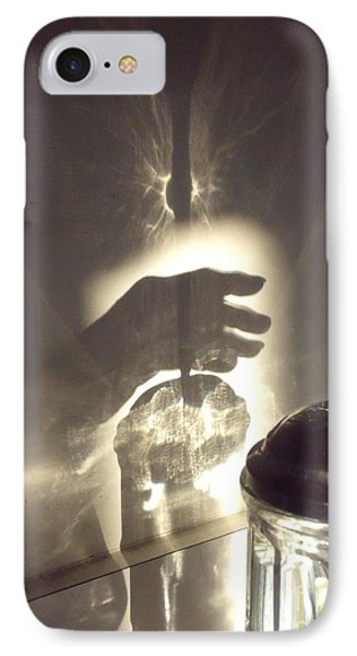 Grasping At Straws IPhone Case by Lyric Lucas