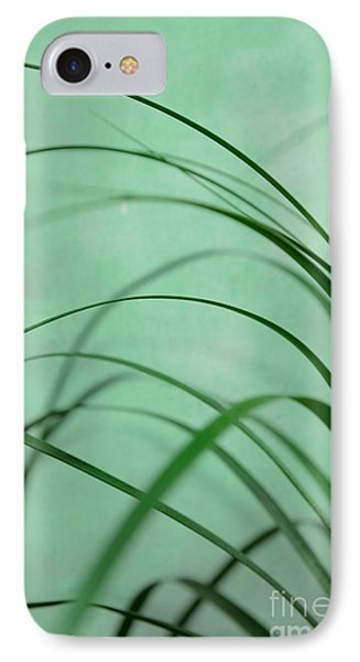 Grass Impression Phone Case by Hannes Cmarits