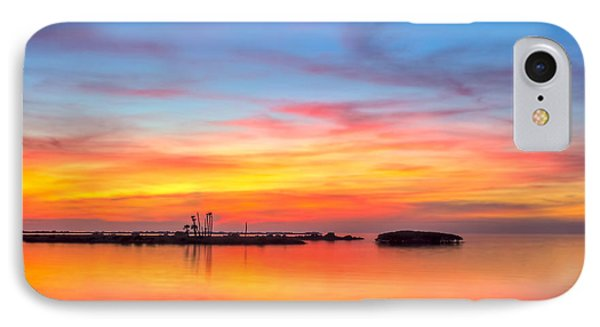 Grass Islands Of The Gulf IPhone Case by Marvin Spates