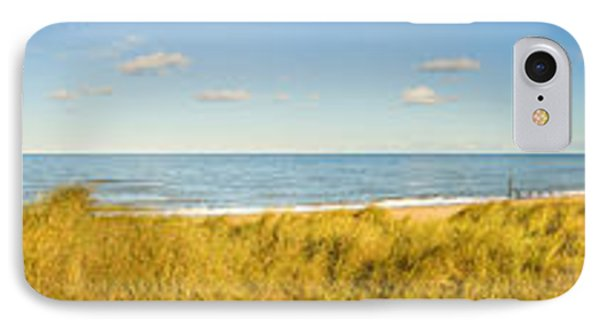Grass On The Beach, Horsey Beach IPhone Case by Panoramic Images