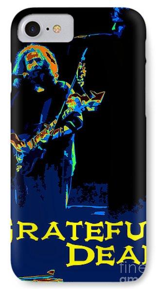 Grateful Dead - In Concert IPhone Case by Susan Carella