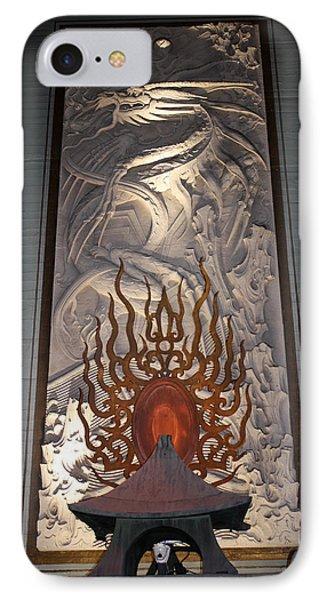 Grauman's Artwork IPhone Case by David Nicholls
