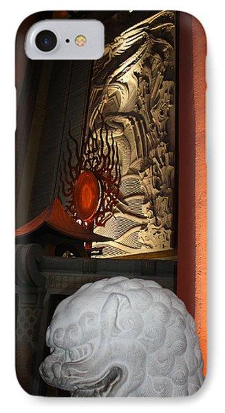 Grauman's Chinese Theatre IPhone Case by David Nicholls