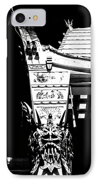 Graumans Reversed IPhone Case
