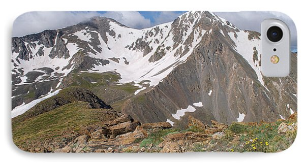 Grays And Torreys Peak IPhone 7 Case