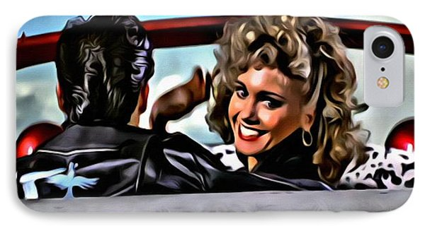 Grease IPhone Case