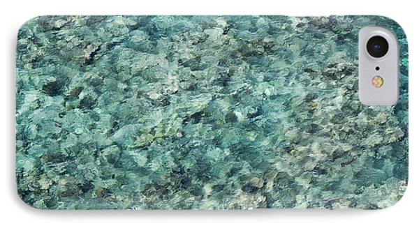 Great Barrier Reef Texture IPhone Case