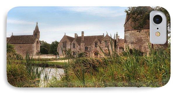 Great Chalfield Manor IPhone Case by Joana Kruse