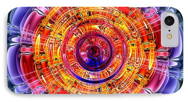 IPhone Case featuring the digital art Great Energy by Pete Trenholm