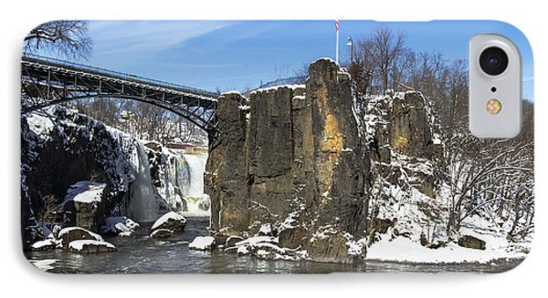 Great Falls In Color IPhone Case