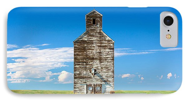 Great Plains Sentinel IPhone Case by Todd Klassy