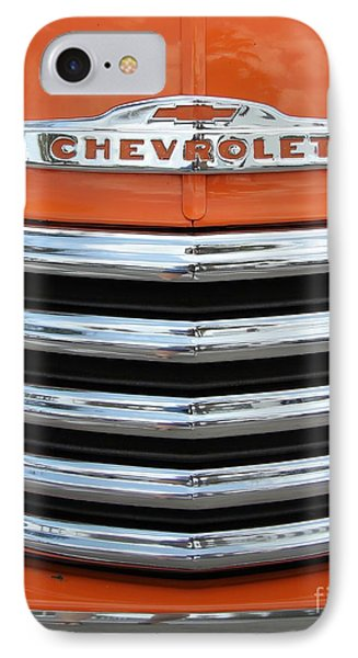 Great Pumpkin Chevrolet IPhone Case