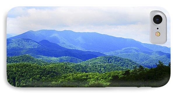 Great Smoky Mountains Phone Case by Christi Kraft