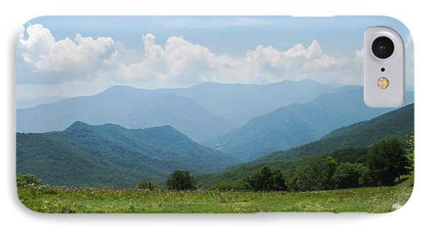 Great Smoky Mountains IPhone Case by Melinda Fawver