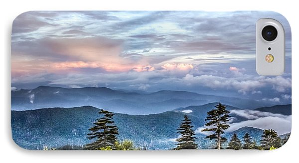 IPhone Case featuring the photograph Great Smoky Mountains by Rob Sellers