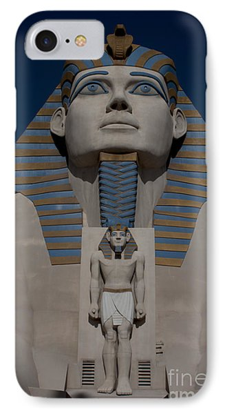 Great Sphinx IPhone Case by Ivete Basso Photography