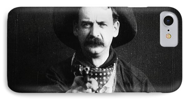 Great Train Robbery 1903 Phone Case by Granger