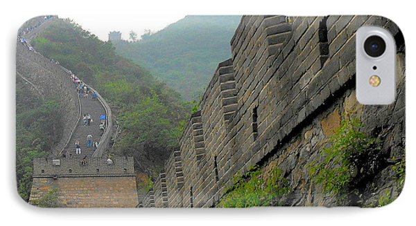 Great Wall 1 IPhone Case by Kay Gilley