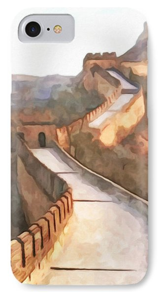 Great Wall Of China 1 IPhone Case