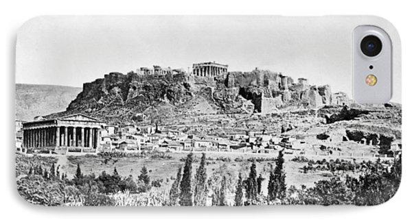 Greece Acropolis IPhone Case