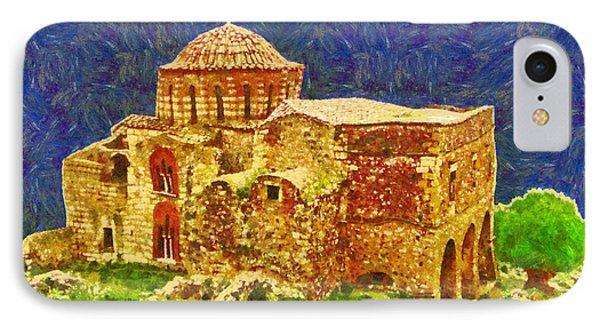 Greek Church 6 Phone Case by George Rossidis