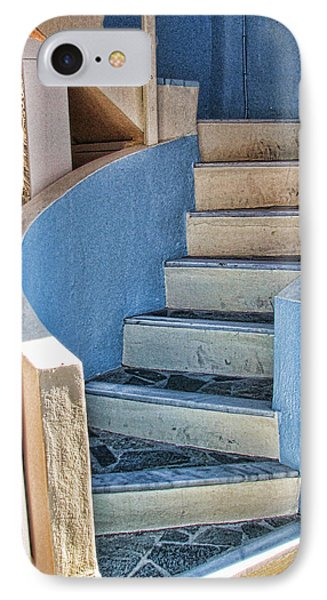 Greek Stairs IPhone Case