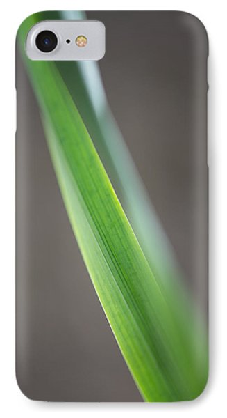 Green Abstract IPhone Case