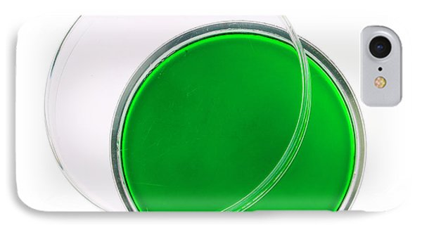 Green Agar Plate IPhone Case