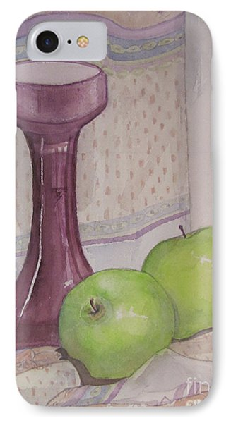 Green Apples IPhone Case