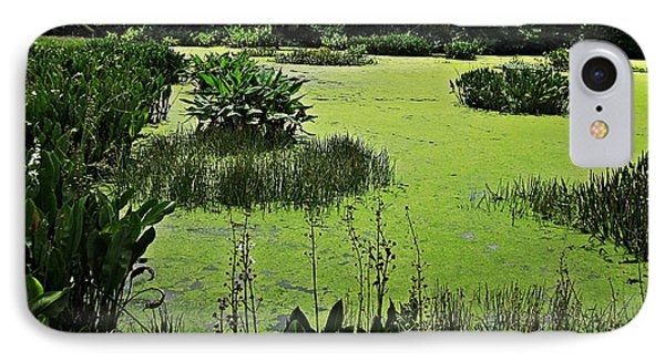 Green Cay Wetlands IPhone Case by MTBobbins Photography